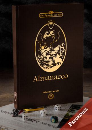 Preordine dell'Almanacco di Aventuria (edizione limitata)