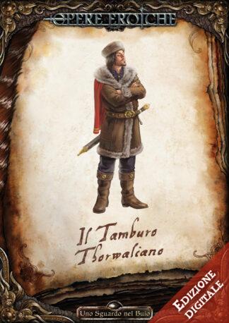 Copertina di Il Tamburo Thorwaliano